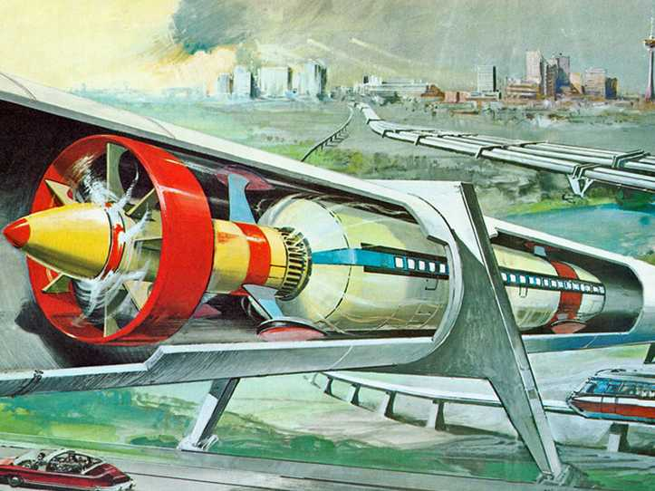 Hyperloop почему о нем ничего не слышно и кто продолжает работу