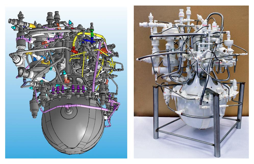 Польза 3d-принтеров для медицины и ракетостроения  настольные FDM ... 3c7970b42615a