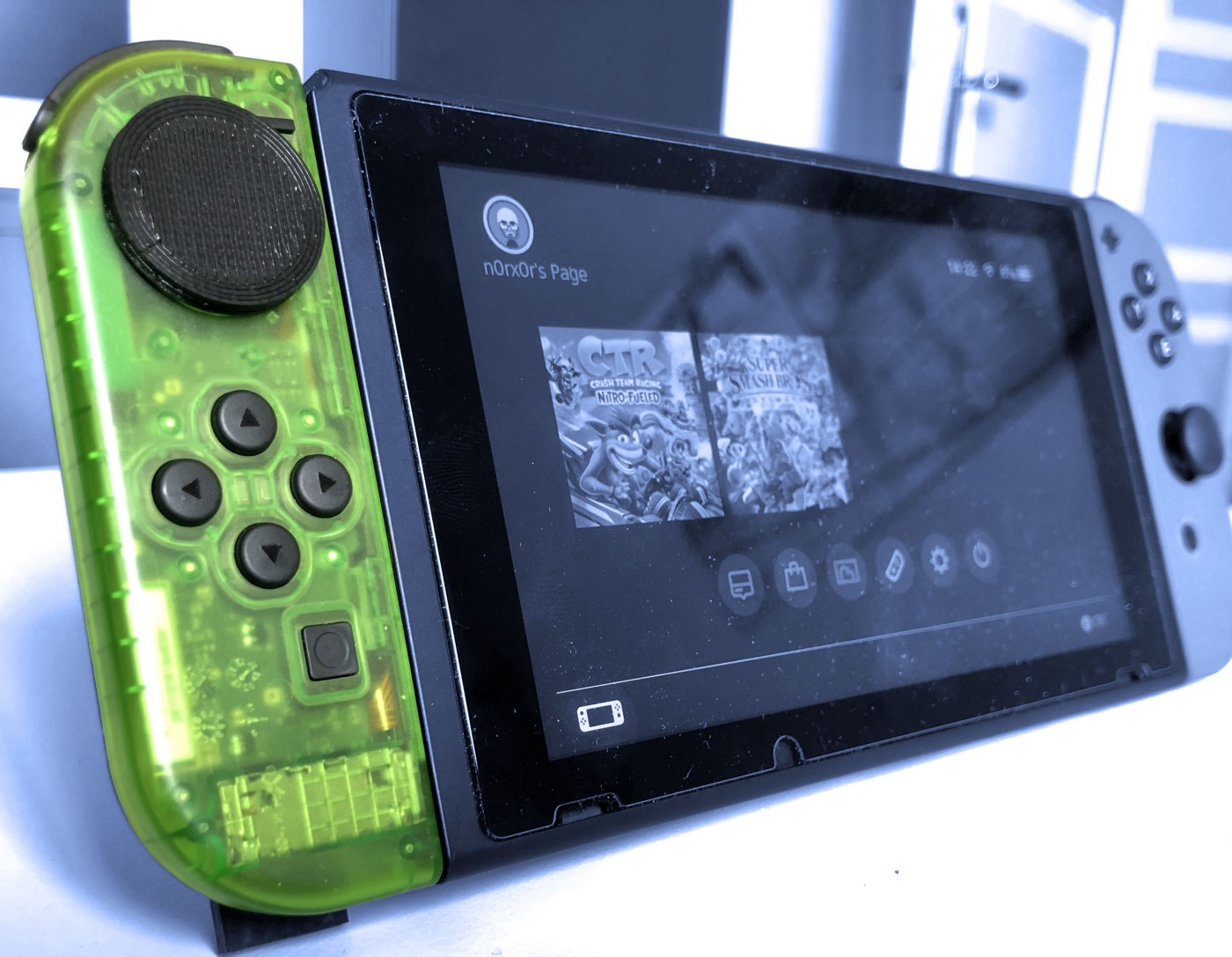 Перевод Как я хакнул контроллер Nintendo Joy-Con