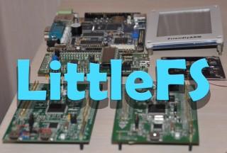 LittleFS – компактная и экономичная файловая система для ARM микроконтроллеров в составе mbed os. Быстрый старт
