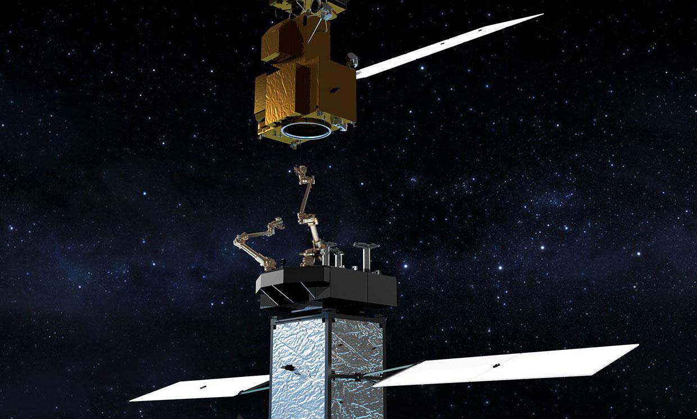 [Перевод] Как НАСА собирается схватить и дозаправить спутник на низкой околоземной орбите