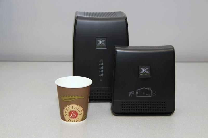 Общий вид блоков Nextivity Cel-Fi RS2 black