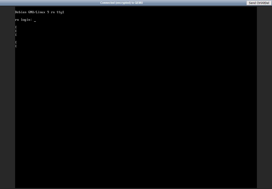 root server dedicated server