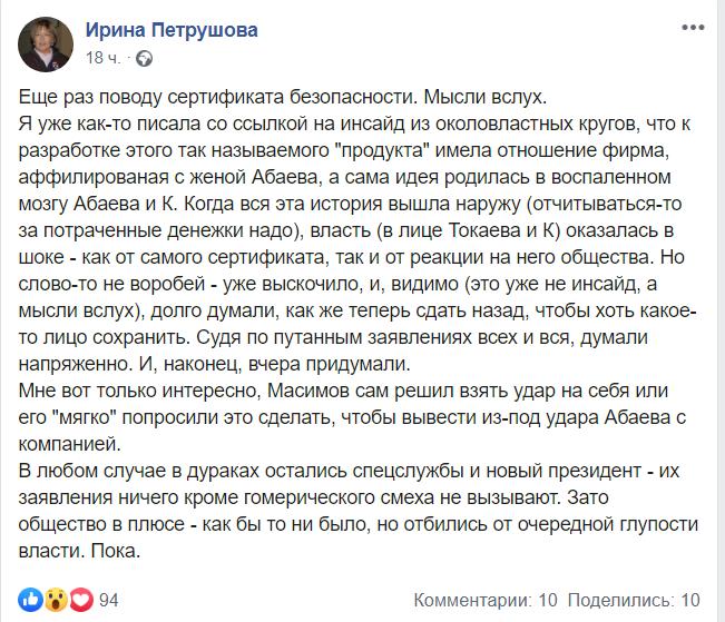 Ирина Петрушова
