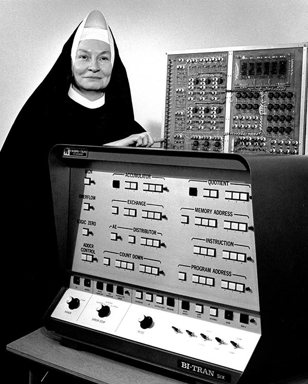 Сестра Мэри Кеннет Келлер — первая женщина получившая PhD в Computer Science / Блог компании SkillFactory / Хабр
