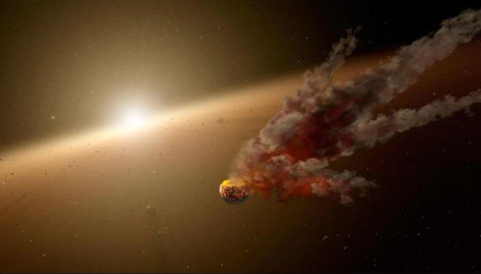 [Перевод] Забудьте о мегаструктурах инопланетян: новые наблюдения объясняют поведение звезды Табби одной только пылью