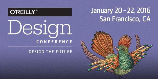 O'Reilly Design Conference 2016