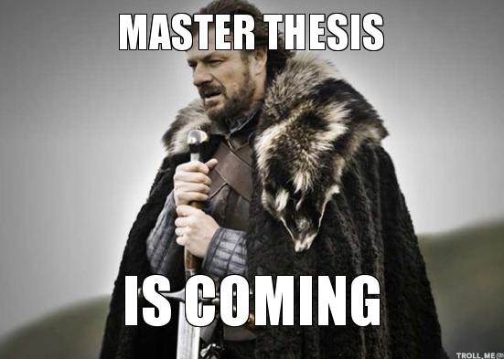 Какой должна быть магистерская диссертация по computer science  Магистерские диссертации плохие и хорошие