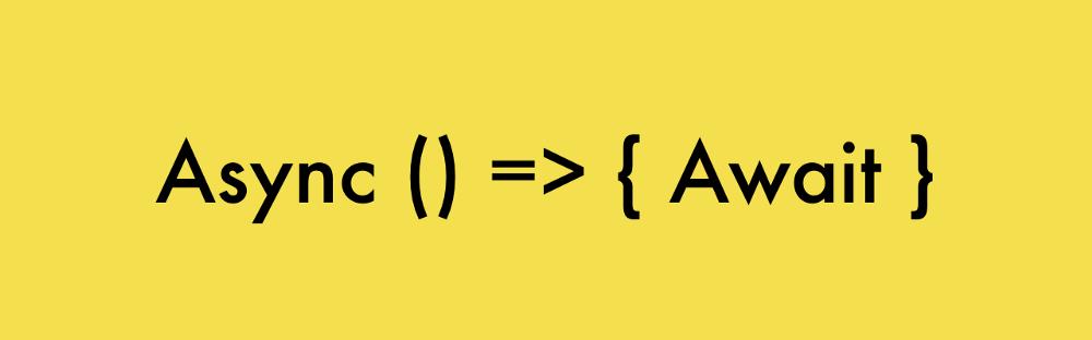 Осваиваем async/await на реальном примере