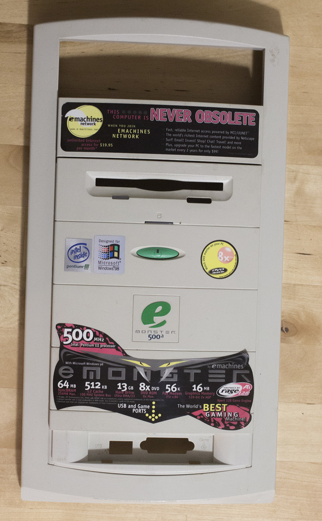 eMachines: Never Obsolete