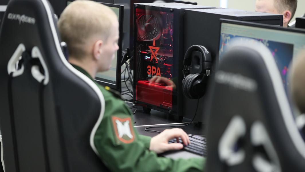 Российские военные создадут свой собственный закрытый интернет