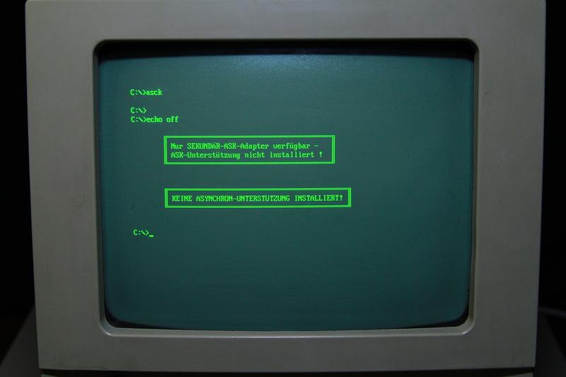 что и в MS-DOS,