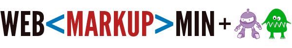 Логотипи WebMarkupMin, .NET Core і NUglify