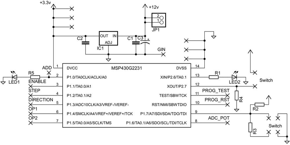 Макрорельсы на MSP430