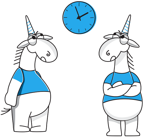 Figure 1. Time for bug searching. The unicorns are waiting.