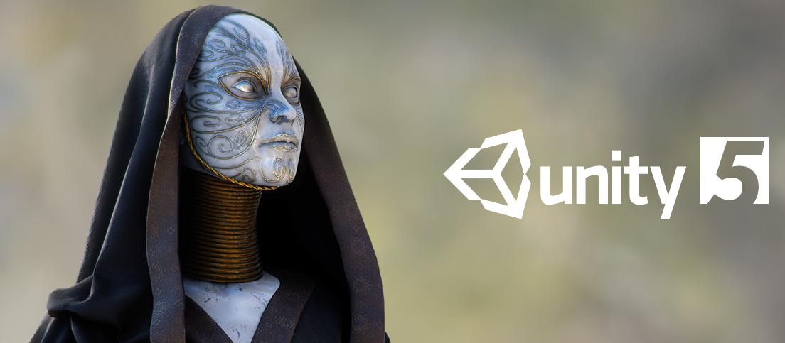 Анонс и предзаказ Unity 3D 5