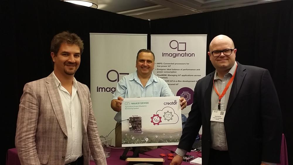 Украинец подсказал британцу сделать вебинар для разработчиков IoT для сельского хозяйства. А мы поговорим о CPU внутри