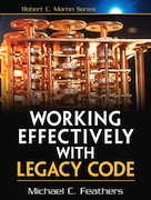 Working Eggectively with Legacy Code