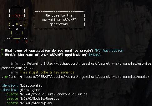 Пишем и запускаем приложения ASP NET vNext на Маке / Хабр