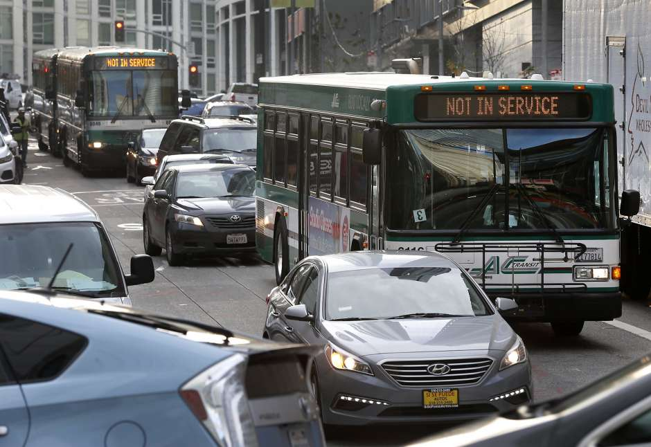 California public transportation in 20 years should be environmentally friendly