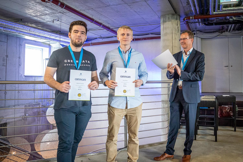 Как студенты из Перми попали в финал международного чемпионата по анализу данных Data Mining Cup 2019