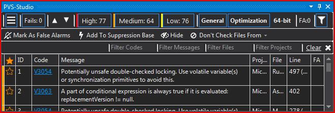 Рисунок 6 - Коректне відображення іконок в нашому вікні для темної теми Visual Studio.