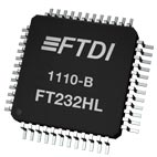 FT232H, MPSSE и SPI-программатор за 15 евро