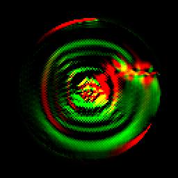 particle sim 0
