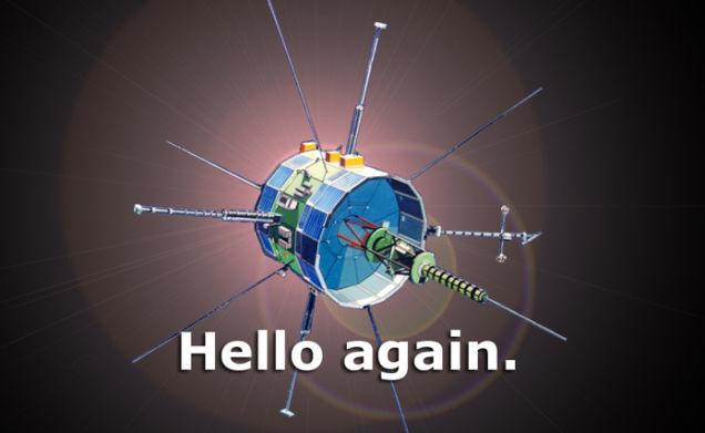 Команда энтузиастов успешно установила связь с космическим аппартом ISEE-3 после 15-летней заморозки