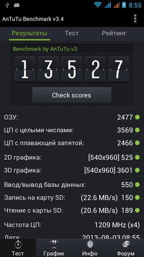 Обзор ThL W100