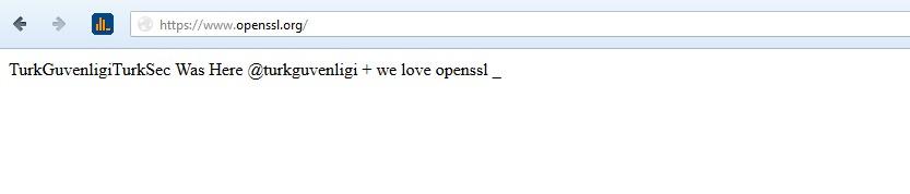 openssl.org взломан