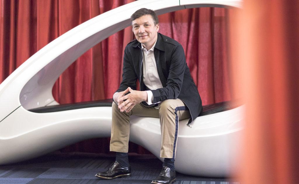 Русский дополненной реальности— как выпускник МАИ стал визионером Google