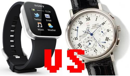 Умные часы или просто часы? (Опрос)