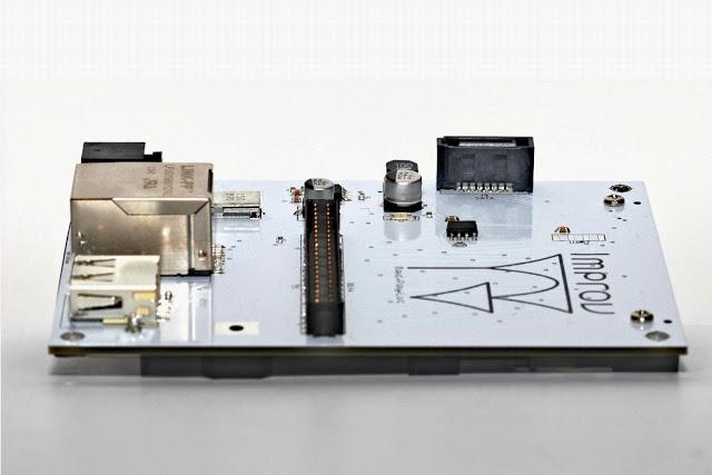 Improv: Открытый модульный компактный компьютер