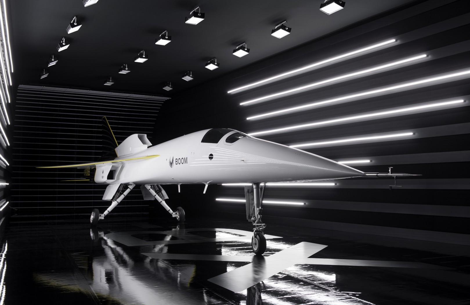 Перевод Стартап в Y Combinator сверхзвуковой самолет будущего