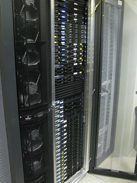 Новые серверы DELL в Русониксе