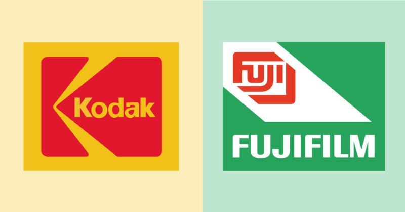Why did Kodak die, and Fujifilm flourished: the story of two film makers