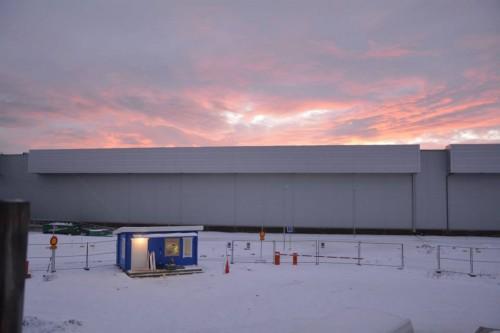 Facebook расширяет свой «арктический» дата-центр в Лулеа