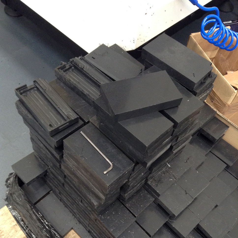 Оснастка для электроники Witbox 3D принтера