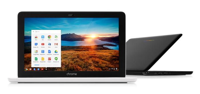 Google представил 11-дюймовый хромбук от HP