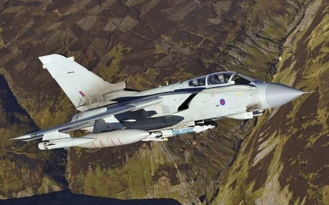 В Великобритании провели испытания истребителя с «напечатанными» деталями