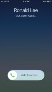 Обновление программных клиентов 3CX для iOS, Android и MacOS