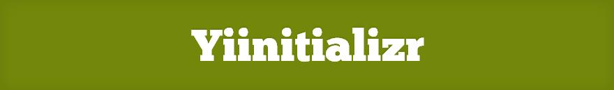 Большое руководство по Yiinitializr