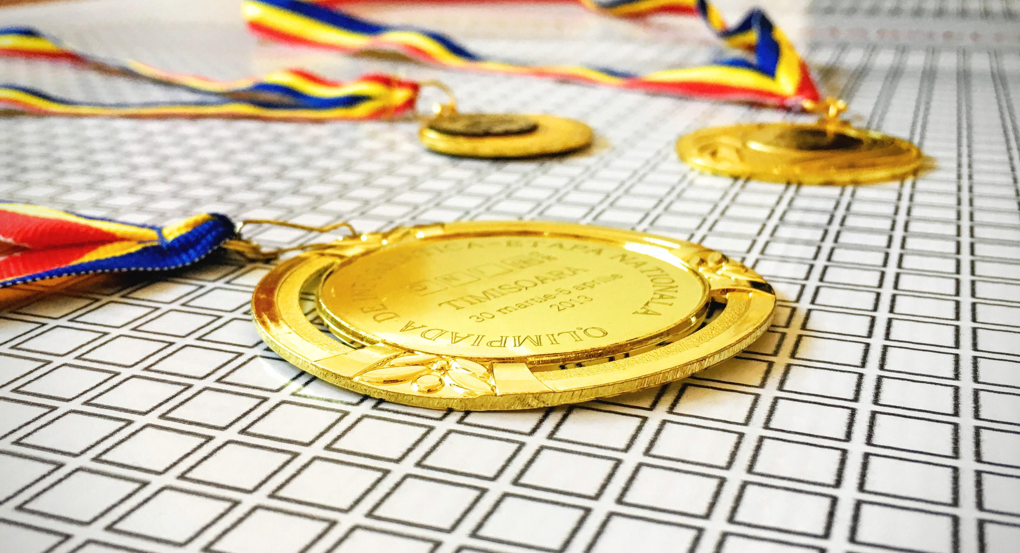 Как я выиграл 3 из 4 золотых медалей на Computing Olympiad