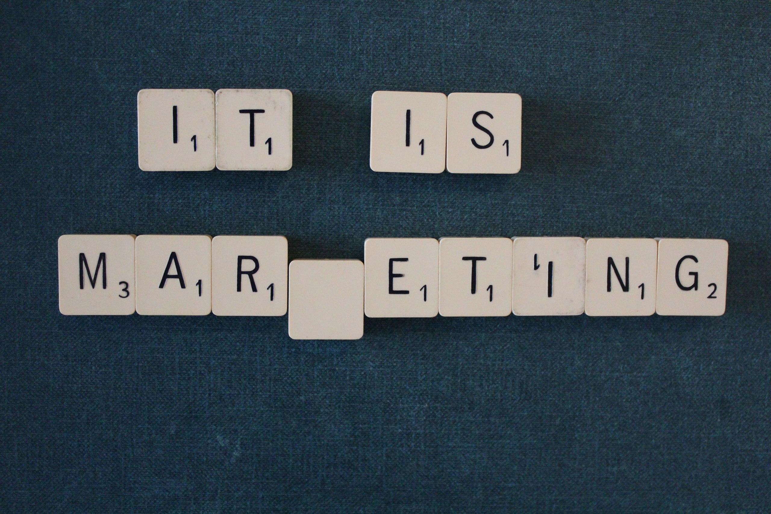 Джентльменский набор в области маркетинга и продаж компании-разработчика заказного ПО