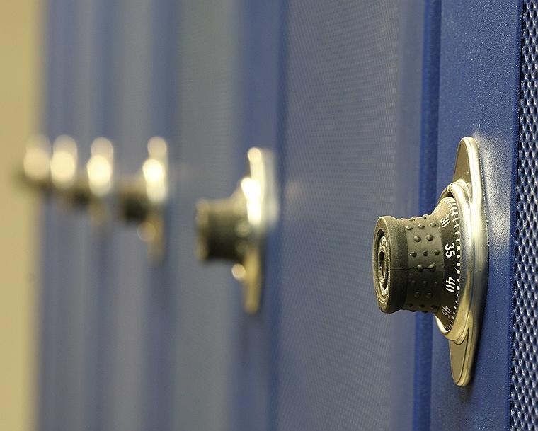 Locked server racks in Fremont-II