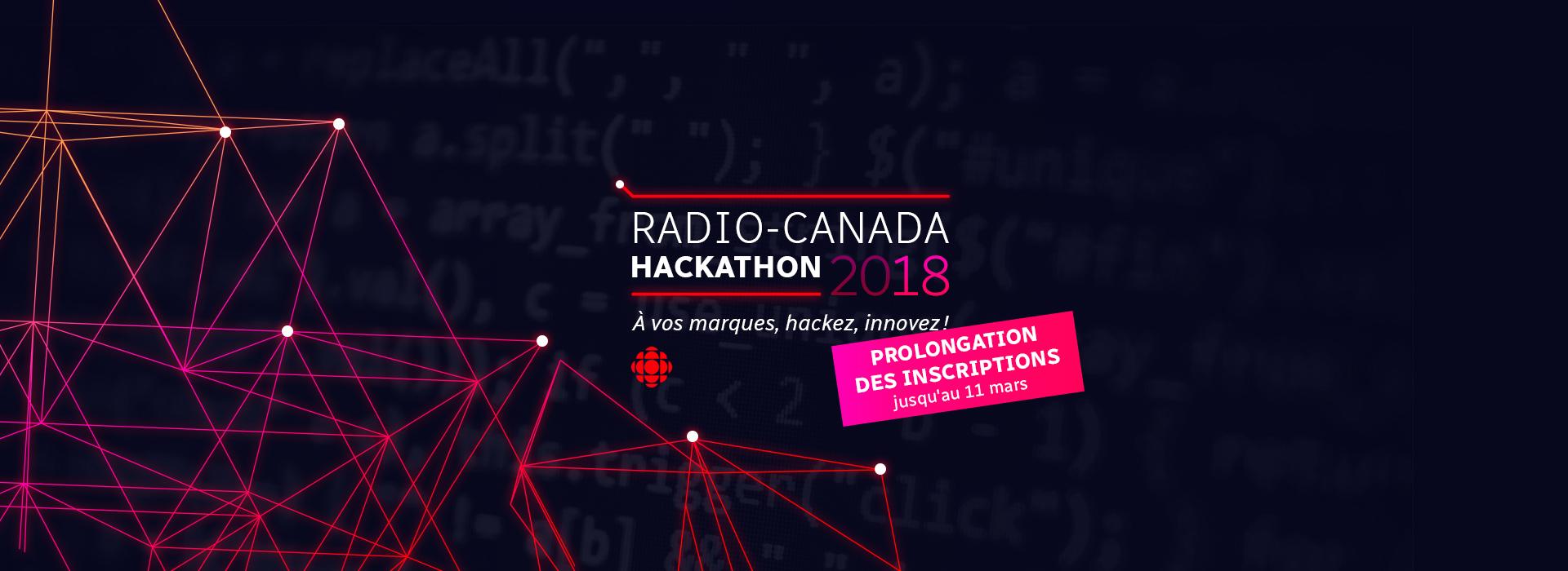 Есть ли порох в пороховницах? Hackathon Radio Canada 2018 (Часть первая, собираем команду)