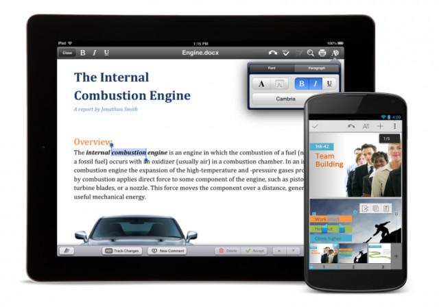 QuickOffice стал бесплатным. К нему Google добавляет по 10 Гб в Drive на два года