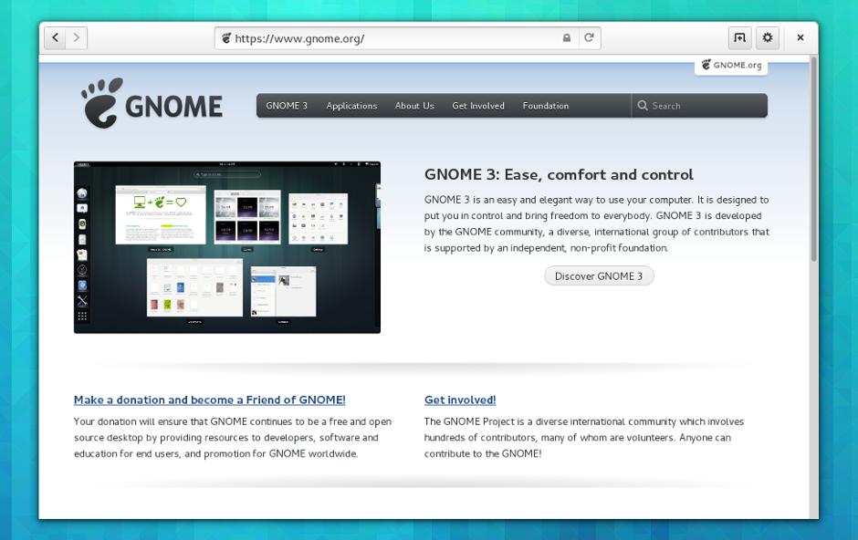 Web gnome
