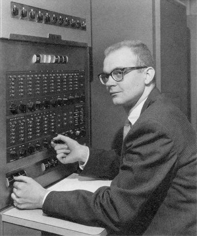 Дональд Кнут о первых шагах в программировании: Как я провел лето с компьютером, а не с девушками (19,20,21,22/97)